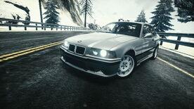 NFSE BMW M3 E36