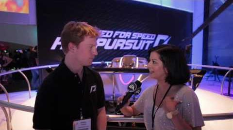 Need For Speed Hot Pursuit - EATV at E3