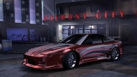 NFSC Nissan 240SX Bonus