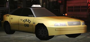 NFSUG2 taxi