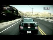 Need for Speed- The Run - Run For The Hills Gameplay