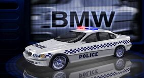 NFSHS PS BMWM5 PoliceAustralia