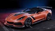 HEAT App Chevrolet Corvette ZR1 Coupe