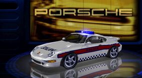 NFSHS PS Porsche911Turbo PoliceUK