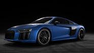 Audi R8 V10 Plus (2