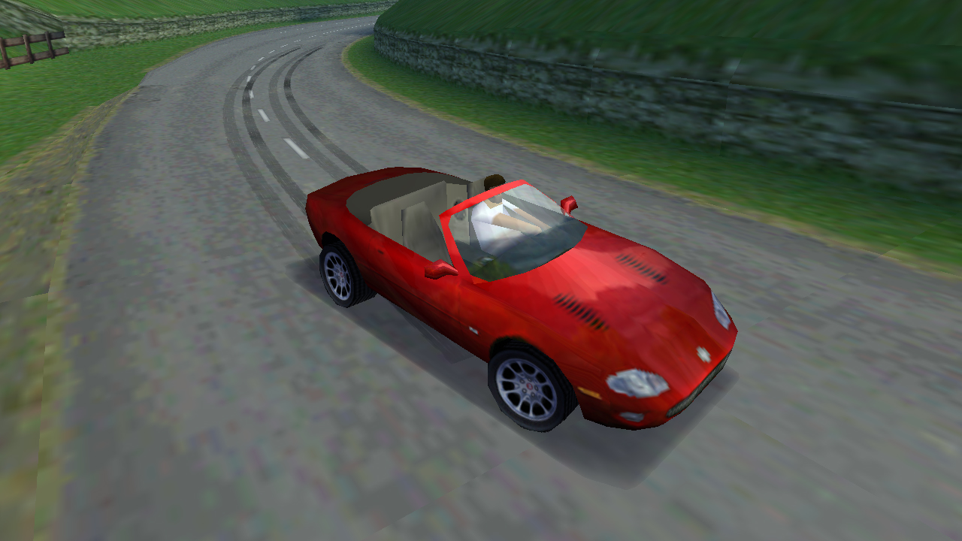 Jaguar XKR Convertible (1998)