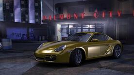 NFSC Porsche CaymanS Stock