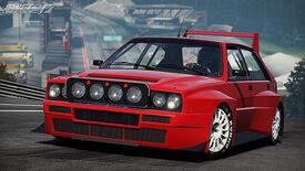 Lancia Delta Shift 2 unelashed