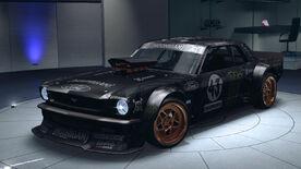 NFSNL Ford Mustang Hoonicorn RTR Carlist