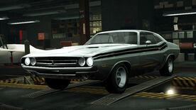 NFSW Dodge Challenger RT Silver