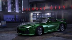 NFSC Mazda RX7 CustomKenji