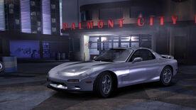 NFSC Mazda RX7 Stock