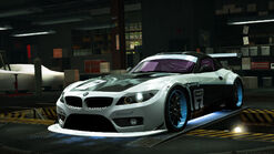 NFSW BMW Z4 GT3 Easter