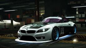 NFSW BMW Z4 GT3 Easter