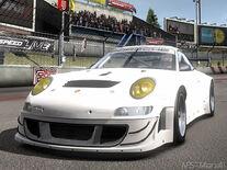 Porsche 911 GT3 RSR Shift
