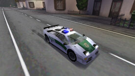 NFSHS PC LamborghiniDiabloSV Pursuit DE