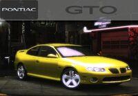 U2 Pontiac GTO
