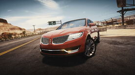 NFSE Lincoln MKX