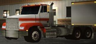 NFSUG2 semi truck parked
