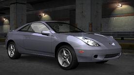 NFSUG Toyota Celica Stock