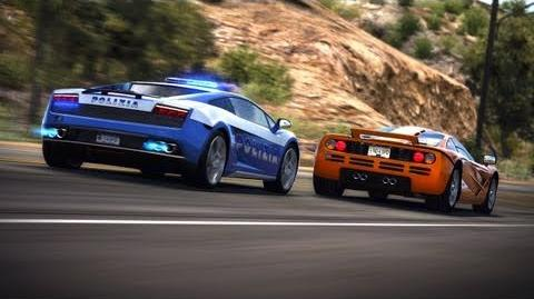 Hot Pursuit - Uncovered