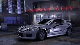 NFSC Mazda RX8 BonusRevved