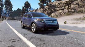 NFSPB Ford Explorer