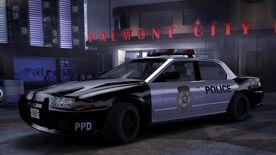 NFSC Police Civic Cruiser