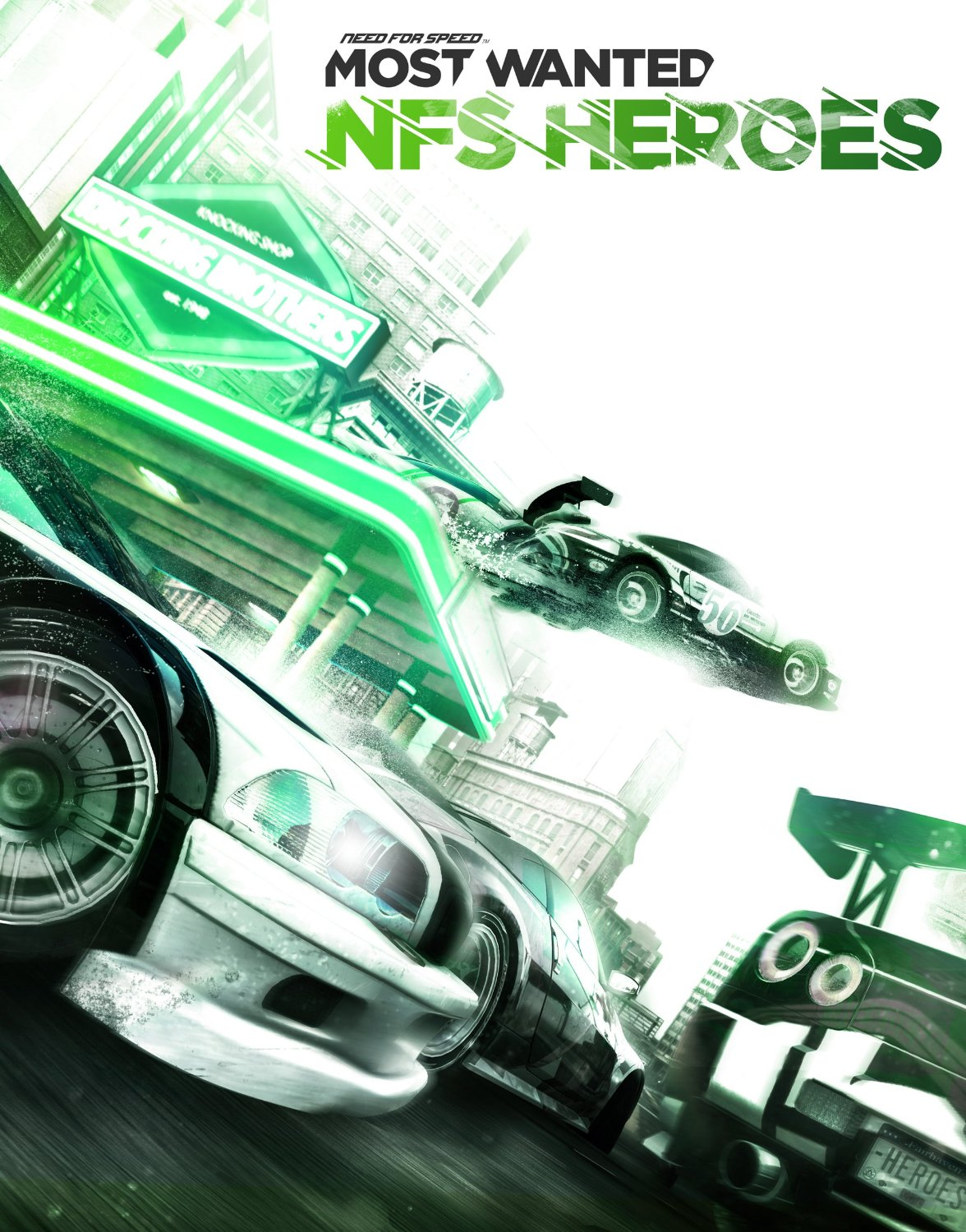Need for Speed: Most Wanted (2012)/Need for Speed Heroes Pack