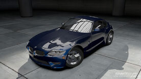 Shift 2 unleashed bmw z4 m coupe