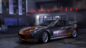 NFSC Mazda RX8 BonusChallenge
