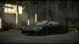 NFSTR Lamborghini GallardoLP5704Superleggera Criminal