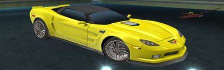 NITRO Chevrolet Corvette C6 ZR1