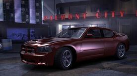 NFSC Dodge ChargerSRT8 Stock