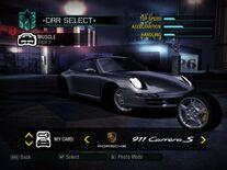 NFSC Porsche911CarreraS