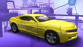 NFSPS PSP ChevroletCamaroConcept