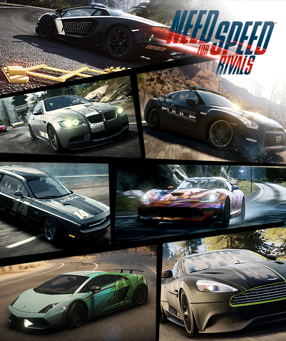 Need for Speed: Rivals/Loaded Garage Pack