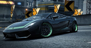 Nfs world limited edition lamborghini gallardo header