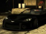 Chevrolet Corvette Federal Undercover Cruiser