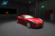 SHIFT2 iOS AlfaRomeo 8C Competizione