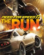 COVER NFS The Run 2011