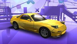 NFSPS PSP MazdaRX7