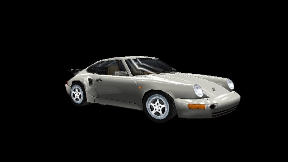 Porsche 911 Turbo S (964)
