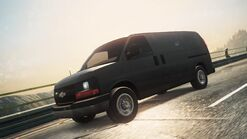 MW2012 Chevrolet Express