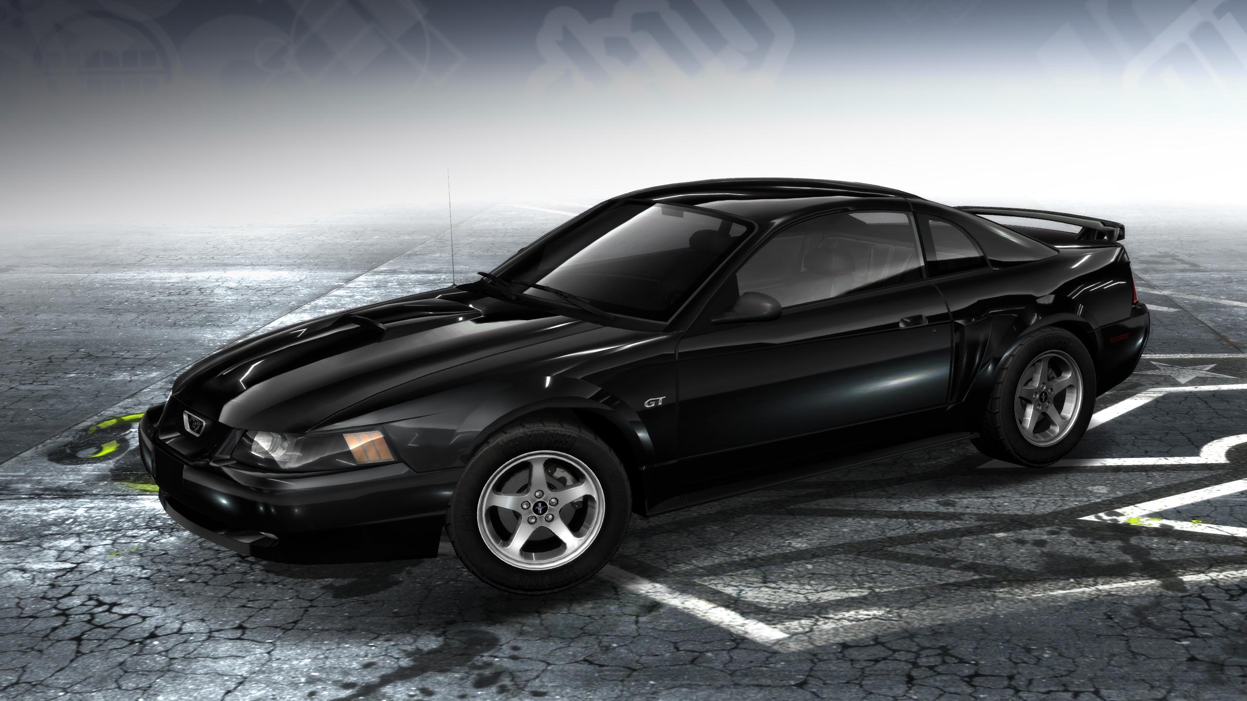 Ford Mustang GT (Gen. 4)