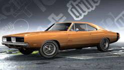 NFSPS Dodge Charger RT 1969