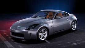 NFSHE App Nissan 350Z2008