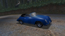 NFSPU PC 356 A 1600 Cabriolet