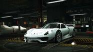 NFSW Porsche Concept918RSR White