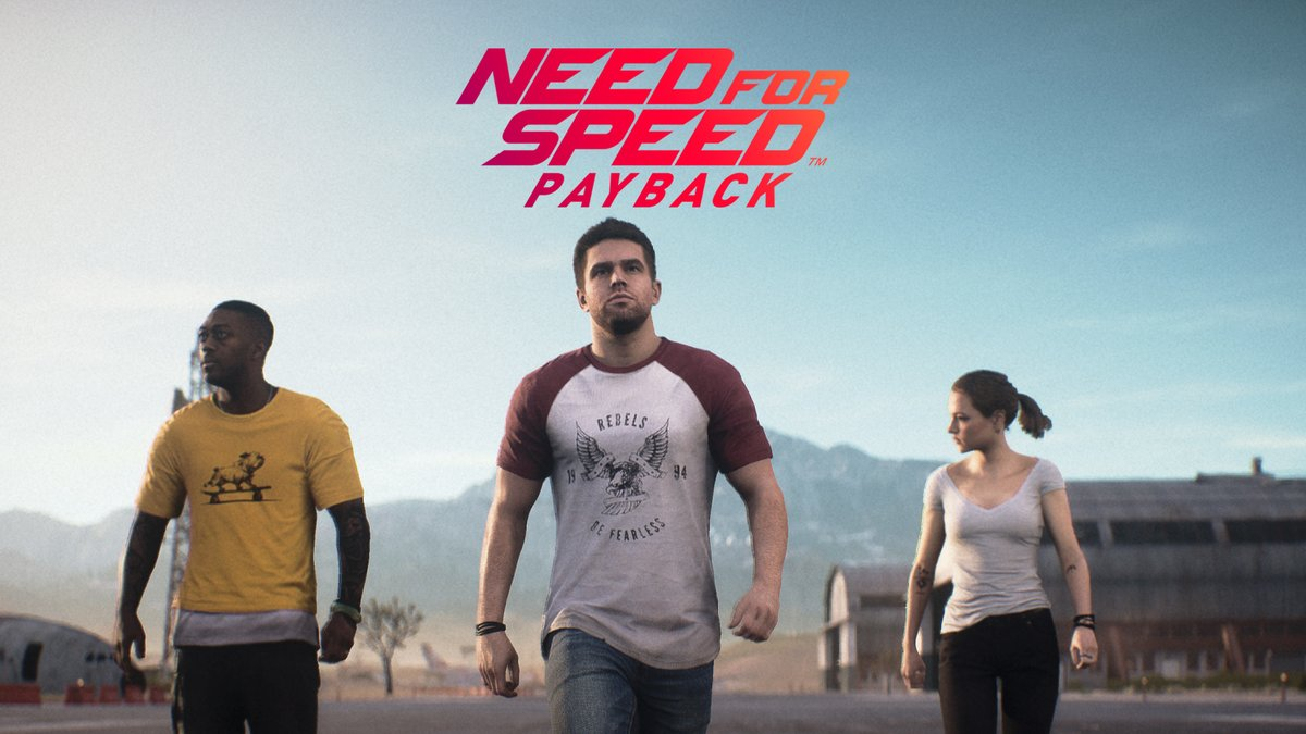 Need for Speed: Payback/Career